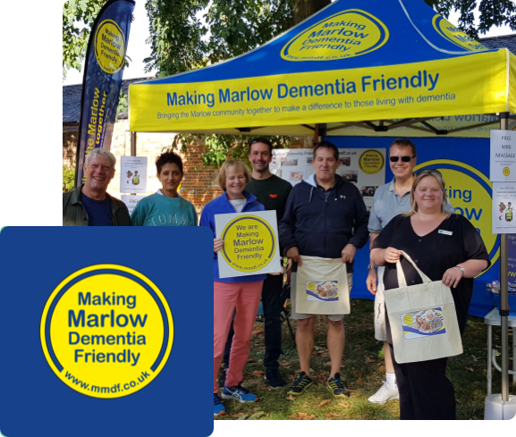 Making Marlow Dementia Friendly out in Marlow