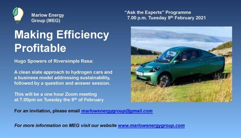 Energy car